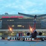 Расписание аэропорта Шереметьево
