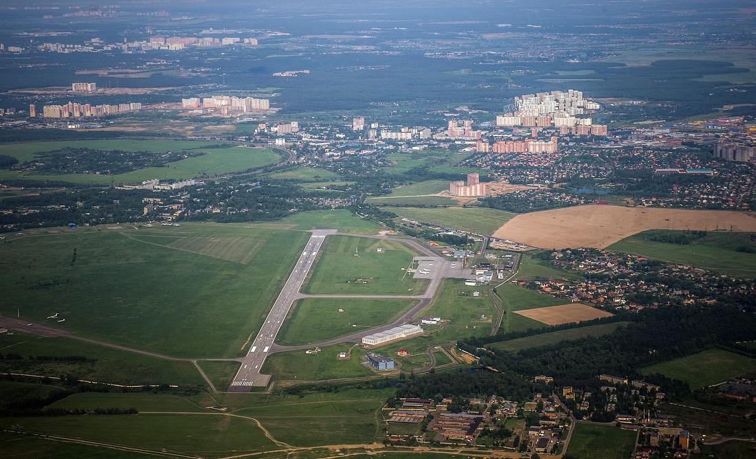 Расписание аэропорта Остафьево