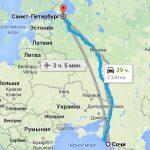 Как добраться из Москвы в Питер