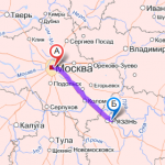 Как добраться до Рязани из Москвы