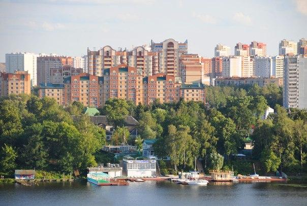 долгопрудный фото города