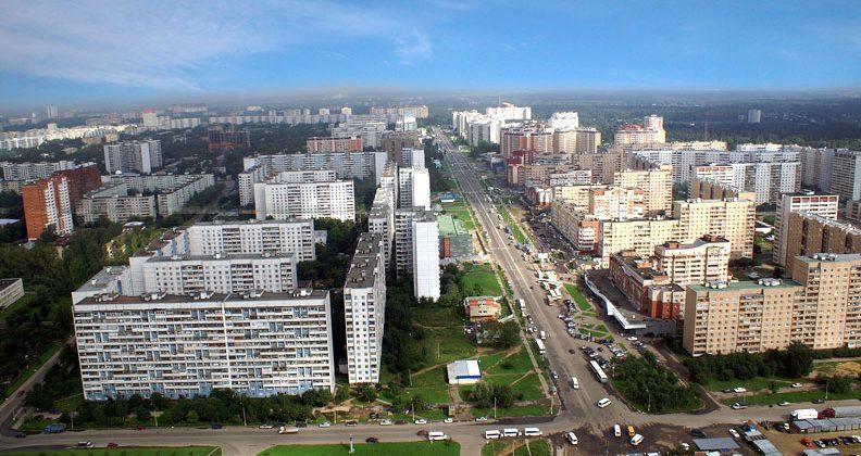 Расстояние от мкад до города королёв