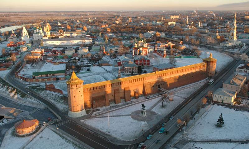 Как добраться из Москвы в Коломну