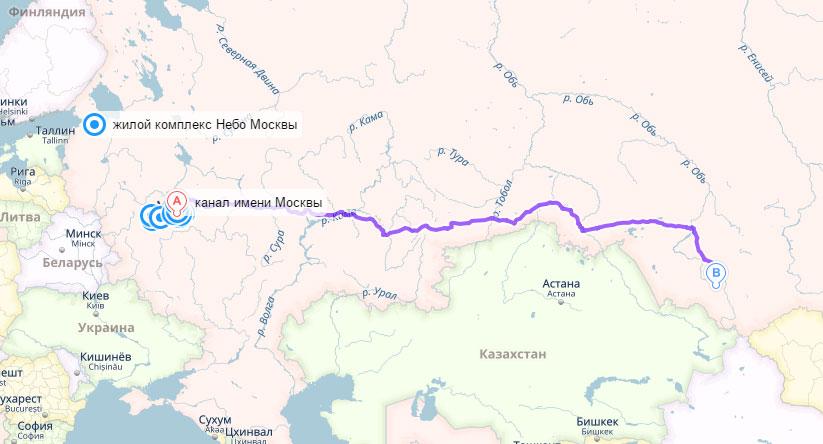 Как добраться из Москвы до Белокурихи