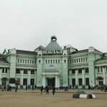 Белорусский вокзал туту