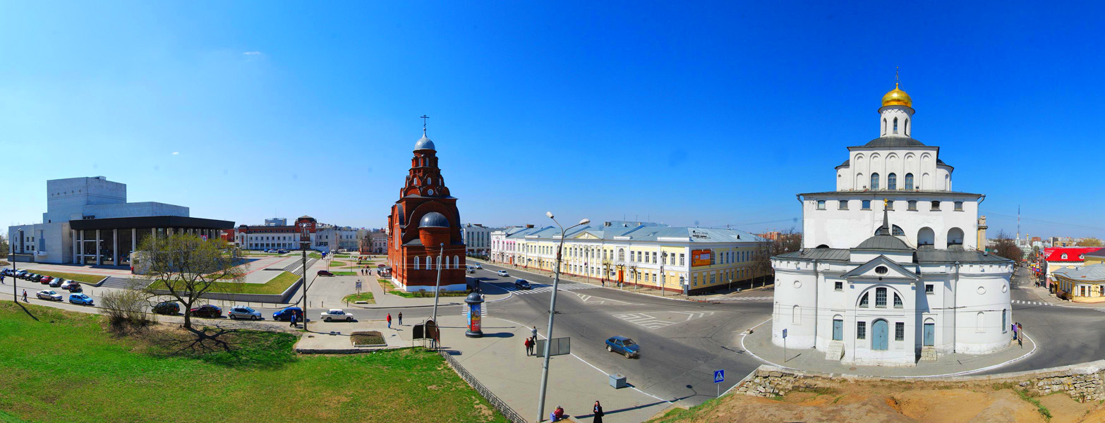 Как добраться до Владимира из Москвы