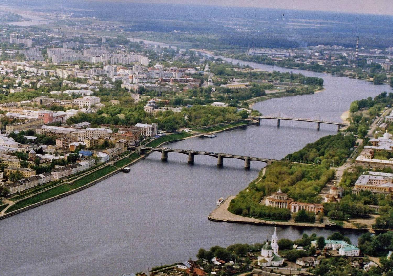 Как добраться до Твери из Москвы