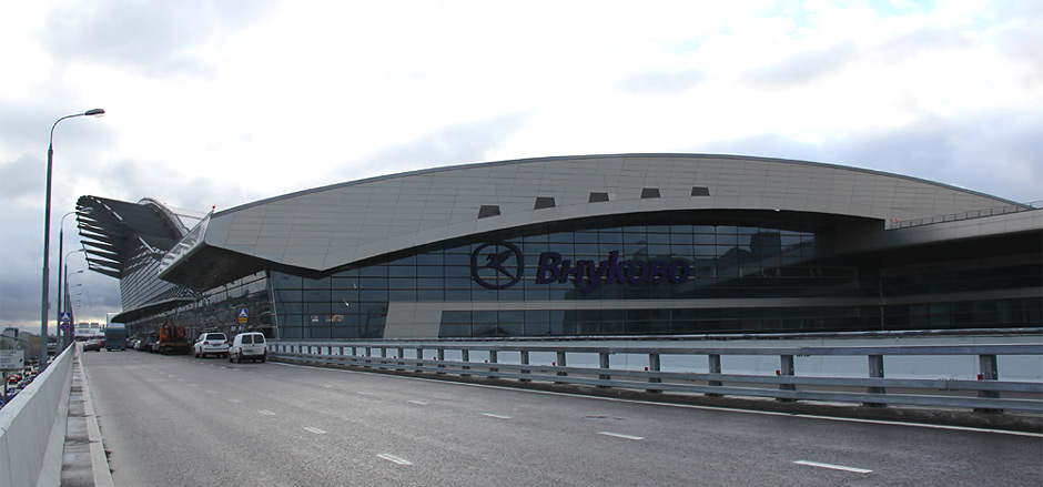Как добраться из аэропорта Внуково в Москву